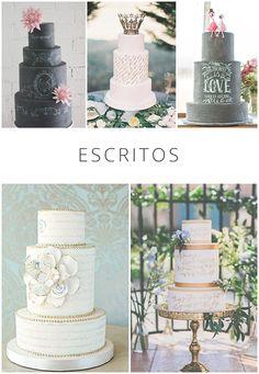 Top 20 Estilos de Bolo para Casamento