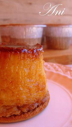La Cocina de Ani: Tartas individuales de galletas maría