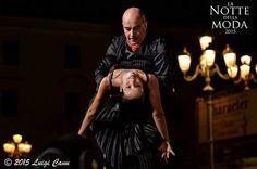 Il Tango nella Notte della Moda 2015 a Sassari | Tacchi Solitari