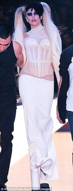Lady Gaga in Nicola Formichetti