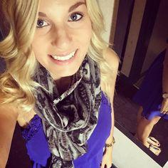 Blue chiffon | CvH #Forever21 #Nordstrom #MichaelKors
