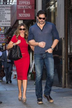 Since they were married in November 2015, Sophia and Joe have shown their love with lots of PDA and longing looks into each other's eyes on as many red carpets as possible.