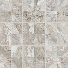 """2""""x2"""" Classico Mosaics - Montecelio High Definition #Porcelain #Tile www.anatoliatile.com"""