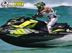 Chris MacClugage- Sea-Doo X Team Rider.  www.sea-doo.com | www.mm-powersports.com added this pin to our collection