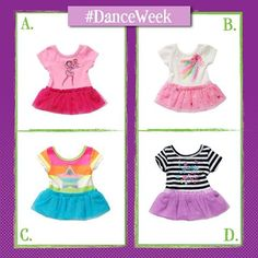 bbdf9f93986 Which one do you like most  Dollie   Me · DANCE