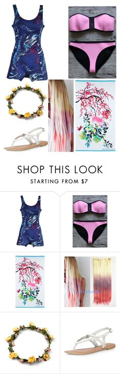 """""""Untitled #324"""" by bloodmoonorsilentdeath on Polyvore featuring MarSea Modest, Designers Guild and Dorothy Perkins"""