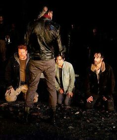 TWD- so not good..the lineup