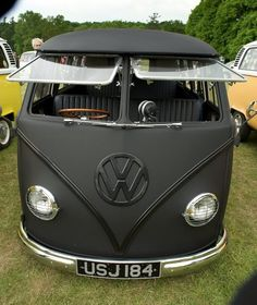 Have to say, I like how the matte black takes all the cute out of this.