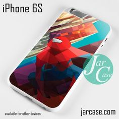 Spiderman abstract - Z Phone case for iPhone 6/6S/6 Plus/6S plus