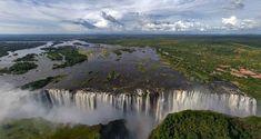 Las cataratas - Victoria Falls