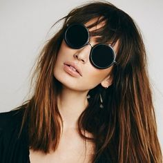 9 Ultra-Cool Sunglasses For Spring And Summer via @WhoWhatWear