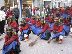 Triora, Italy: Witch festial