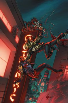 Jason Todd, Red Hood. Red Hood & the Outlaws #9