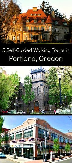 4 Self-Guided Walking Tours in Portland, Oregon + Create Your Own Walk Oregon Vacation, Oregon Road Trip, Oregon Travel, Vacation Spots, Road Trips, Travel Portland, Summer Vacations, Vacation Rentals, Dream Vacations