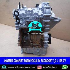 Moteur complet Ford Focus IV EcoBoost 1,0 L 125 cv 🔵7.000 Kms certifiés 🔵Année 2020 ( 2018-2022 ) 🔵Livré complet sans boîte de vitesses 🔵Garantie 6 mois