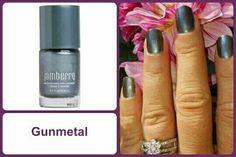 #GunmetalJN #Lacquer Shop at https://jamminmomma79.jamberry.com/ #angiesjammies #manicure #naildesign #nailart #nailwraps #nails #diy