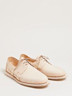 ETS Callatay Mens Flat Weaver Derby Shoes