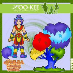 my Loo-Kee concept by OctobersDream on DeviantArt She Ra Princess, Princess Of Power, Concept, Deviantart, Comics, Fictional Characters, Pop, Popular, Pop Music