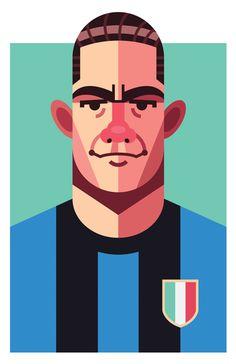 Luis Suárez Miramontes - Inter Milan