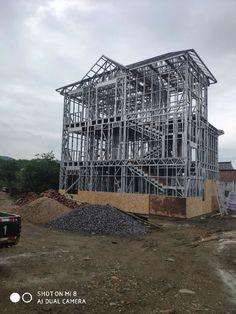 Light steel keel for build villa frame Roll Forming, Metal Forming, Drywall, Electrician Wiring, Shed Building Plans, Metal Rack, Steel House, Metal Buildings, House Roof