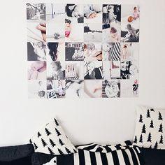 IXXI, leuk idee voor collages!