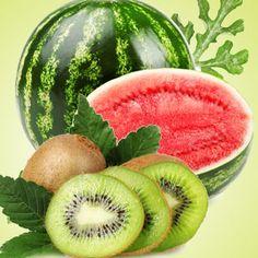Kiwi Watermelon Fragrance Oil   Natures Garden Fragrance Oils #fruitscent #kiwiwatermelonscent