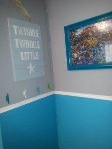 Charlie's Sea Creature Themed Room!