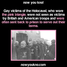 Victims of the holocaust homosexual