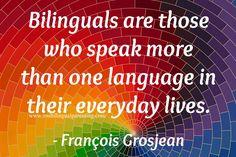 Professor François Grosjean – on bilingualism, language mode and identity