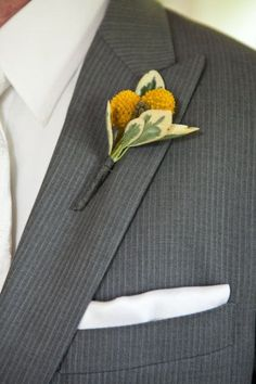 REVEL: Grey Groom's Suit