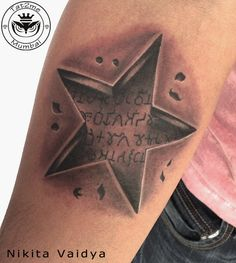 # 3dstartattoo # nikitavaidyatattoo # startattoo #tattoosinmumbai #mulundtattostudio #tat2me #