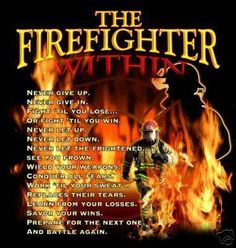 The Firefighter Within