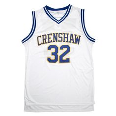 4bb3ddc04323 Monica Wright  32 Love   Basketball Crenshaw High School Jersey