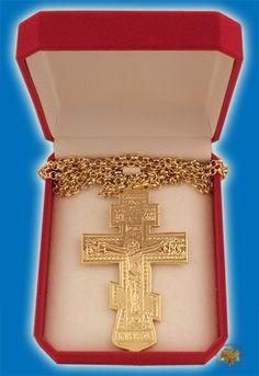 Cross Hands, Byzantine Art, Religious Cross, Art Store, Cross Pendant, Decorative Boxes, Plating, Crosses, Russian Style