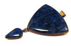 Fabulous Faux Collection - Lapis Lazuli Charmed Pendant | Flickr - Photo Sharing!