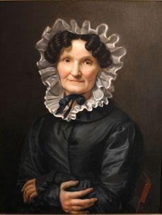 Louis-Leopold-BOILLY-1761-1843-attr-Portrait-de-Marie-Elisabeth-Seutin