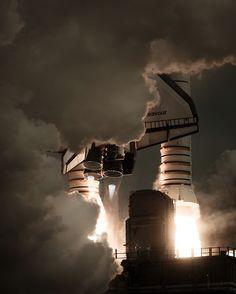 Incredible Photos of America's Space Shuttle Program - My Modern Met