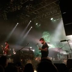 Foals, Silversun Pickups & Joywave performed on Monday at House of Blues Cleveland