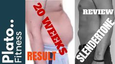 Slendertone Review - Slendertone Results - 20 Weeks in 5 Mins - Plato Fitness - http://www.plentydiet.com/post/slendertone-review-slendertone-results-20-weeks-in-5-mins-plato-fitness/ #diet #weightloss