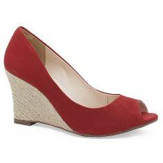 Sapato Anabela Via Marte 12-13308