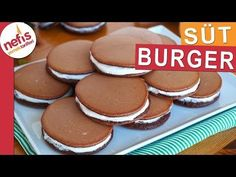 Kakaolu Süt Burger - Nefis Yemek Tarifleri