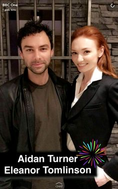 Eleanor & Aidan Press Screening Season 3  May 9, 2017