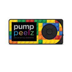 """Presale""Blocks for Dexcom G4 Continuous Glucose Monitor | Pump Peelz Insulin Pump Skins"