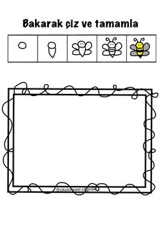 Alphabet Coloring Pages, Animation, Pre School, Kindergarten, Crafts For Kids, Bee, Teaching, Activities, Education