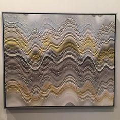 Abraham Palatnik na SP Arte 2016 #inandoutdecor by inandoutdecor