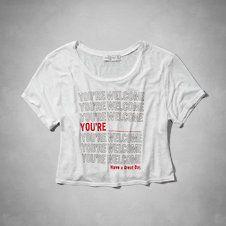 Womens Graphic Tees | Abercrombie.com