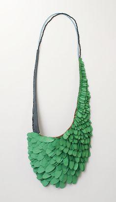 Hyorim Lee, Necklace - Leather