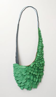 Hyorim Lee, Necklace - Leather