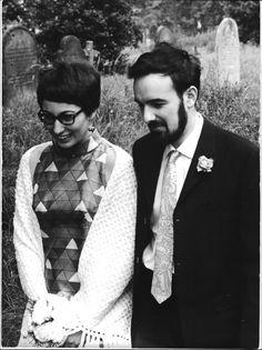 Wedding 01-09-1966 Heslington, York