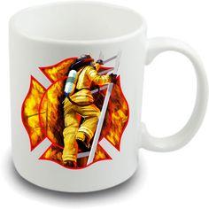 Firefighter 3 11oz mug